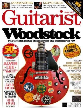 Guitarist Issue 450