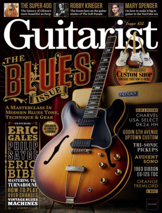 Guitarist Issue 452