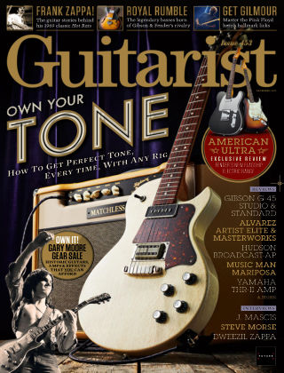 Guitarist Issue 453