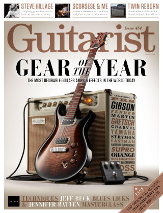 Guitarist Issue 454