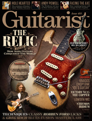 Guitarist Issue 455