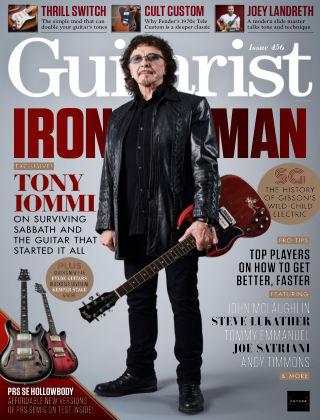 Guitarist Issue 456