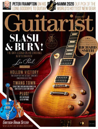 Guitarist Issue 457