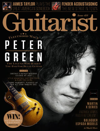 Guitarist Issue 458