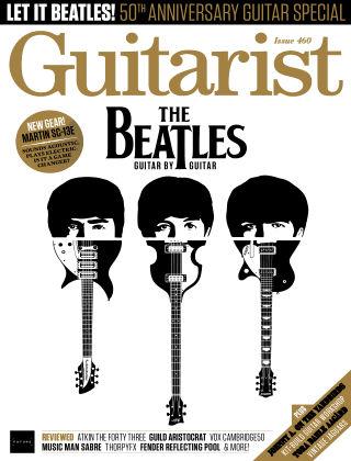 Guitarist Issue 460