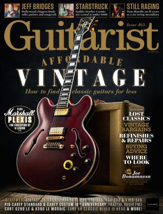 Guitarist November 2020