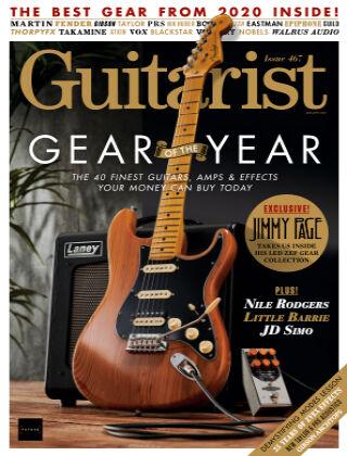 Guitarist January 2021