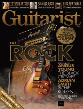 Guitarist May 2021