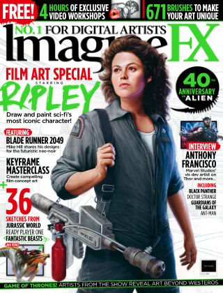 Imagine FX Issue 173