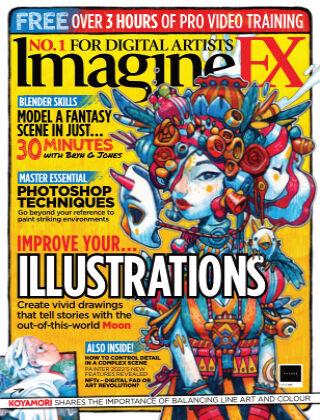 Imagine FX Issue 203