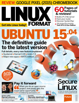 Linux Format June 2015