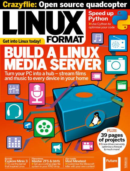 Linux Format December 23, 2014 00:00