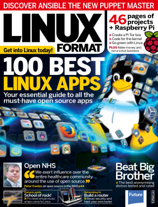 Linux Format April 2015