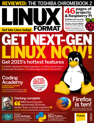 Linux Format February 2015