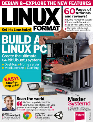 Linux Format July 2015
