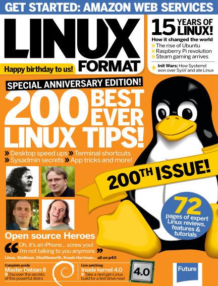 Linux Format July 08, 2015 00:00