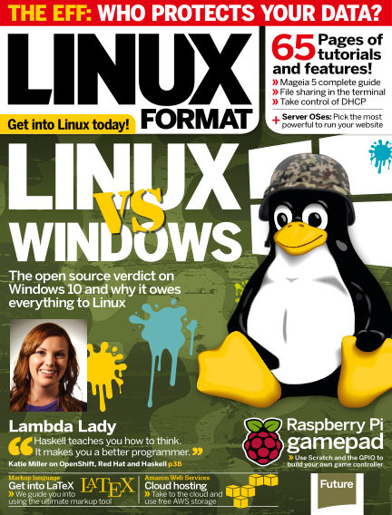 Linux Format August 04, 2015 00:00