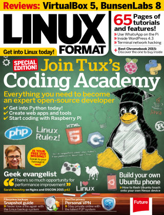 Linux Format September 2015