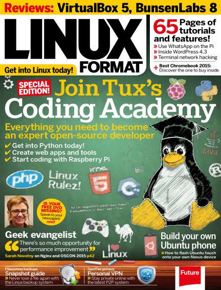 Linux Format September 02, 2015 00:00
