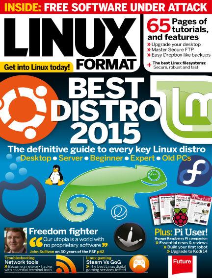 Linux Format September 29, 2015 00:00
