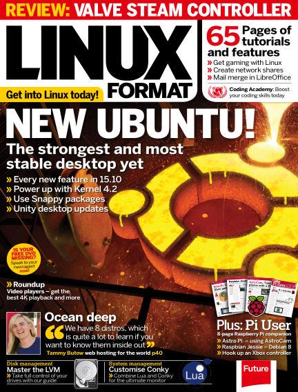 Linux Format November 24, 2015 00:00