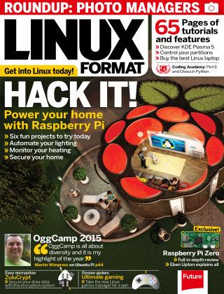 Linux Format Xmas 2015