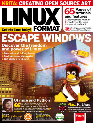 Linux Format February 2016