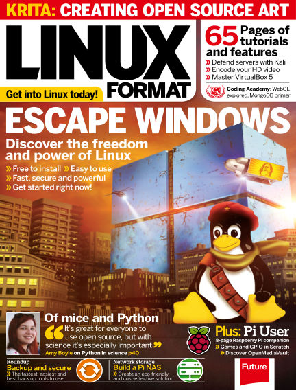 Linux Format January 19, 2016 00:00