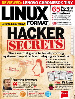 Linux Format March 2016