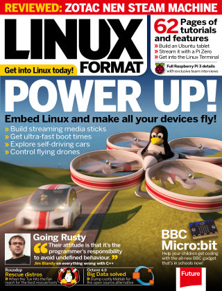 Linux Format April 2016