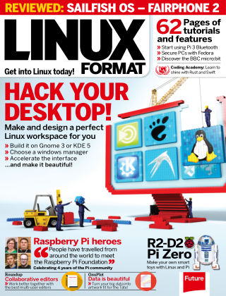 Linux Format May 2016