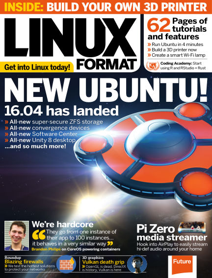 Linux Format May 12, 2016 00:00
