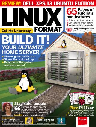 Linux Format August 2016