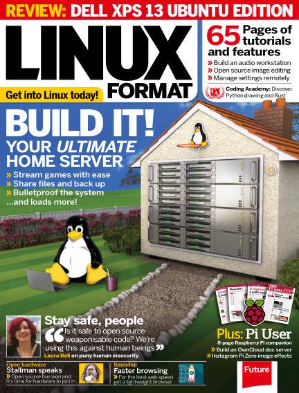 Linux Format July 07, 2016 00:00