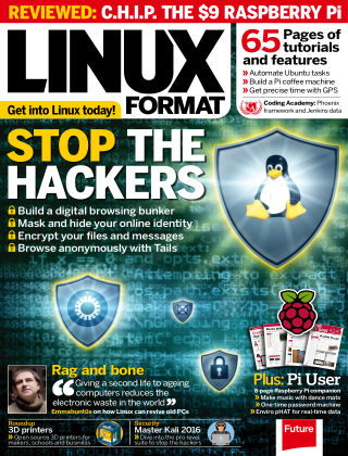 Linux Format October 2016
