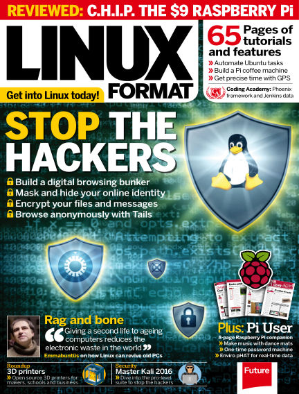 Linux Format September 29, 2016 00:00