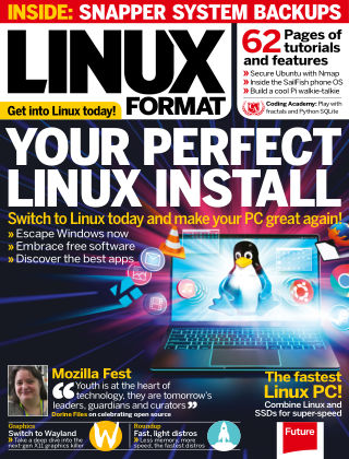 Linux Format January 2017