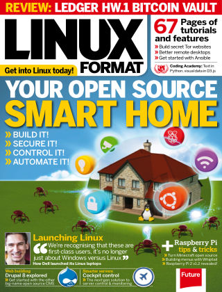 Linux Format February 2017