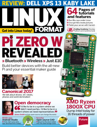 Linux Format May 2017