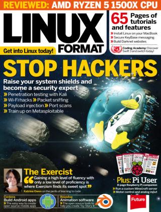 Linux Format Jul 2017