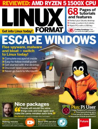 Linux Format Aug 2017