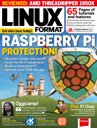 Linux Format Oct 2017