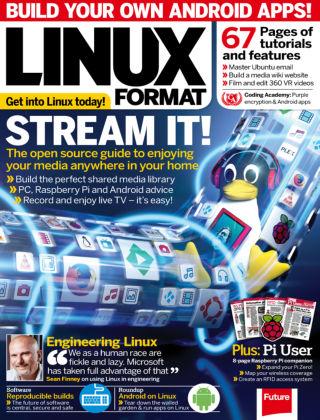Linux Format Nov 2017