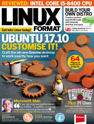 Linux Format Dec 2017