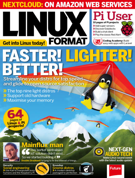 Linux Format December 19, 2017 00:00