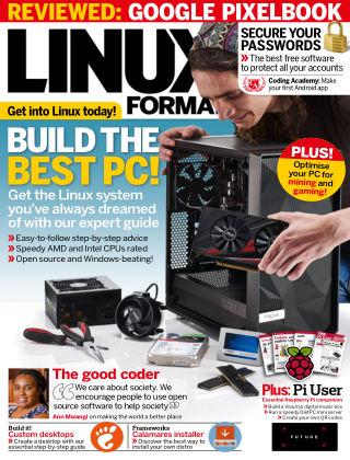 Linux Format Feb 2018