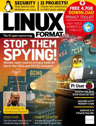 Linux Format Apr 2018