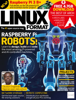 Linux Format May 2018