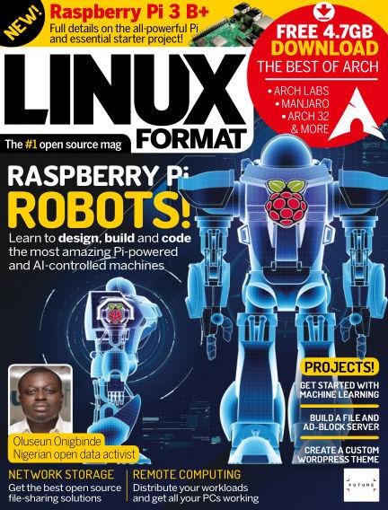 Linux Format April 10, 2018 00:00