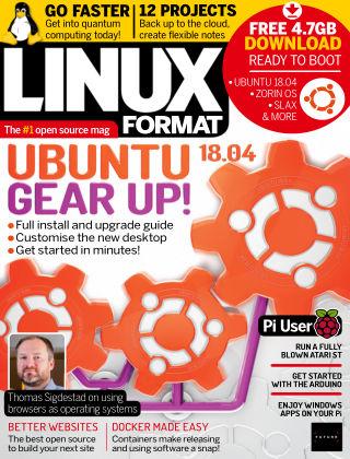 Linux Format Jun 2018